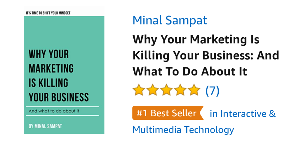 Hiring a ghostwriter led to becoming a #1 Amazon bestseller